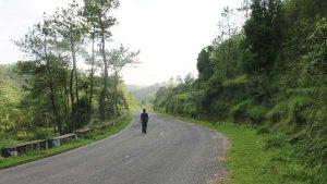 Cherrapunji to Shillong